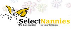 Select Nannies Logo